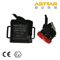 China Asttar brand explosion-proof miners head lamps KL6Ex for underground lighting on sale
