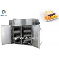 China Fruits And Vegetables Oven Dryer Machine , Mango Pineapple Food Drying Machine on sale