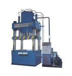 Quality 7.5KW  Hydraulic Metal Press Machine ,  Moveable Pedestal Power Press Hydraulic Machine wholesale