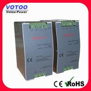 Cheap CE 12V / 24V 120w Din Rail Power Supply , Laboratory Power Supply DR-120-12 for sale