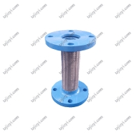 Quality Flange connection stainless steel metal braided hose used in industry wholesale