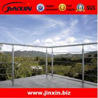 Quality Glass balustrade indoor stair railings for stairs design wholesale