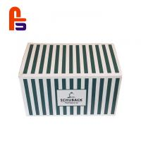 Simple Pattern  Moving  SmallFor Convenience Store Kraft Paper Packaging Box