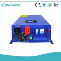 Quality High Frequency On Grid Solar Inverter 48V DC Built - In 40A / 60A MPPT Charger Controller wholesale