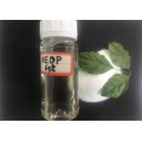 China Phosphonates Antiscalants Corrosion Inhibitor Chemicals HEDP For Boiler Water Treatment on sale