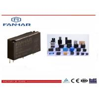 Vertical Installation Electromagnetic Relay With High Coil Power 180mW