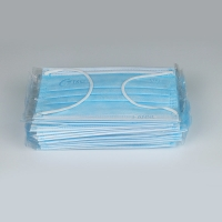 Quality Personal Heath Care 99% BFE 3 Ply Non Woven Face Mask wholesale