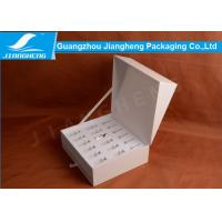 Quality Handmade Two Layer Cosmetics Gift Boxes Essential Oil Packaging Display Box wholesale