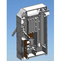 Quality Multi Purpose Biomass Wood Pellet Boiler For Water Heating Automatic On / Off wholesale