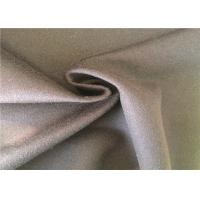 Quality Heavy Weight Warm Woven Wool Fabric Customized Size Wool Crepe Fabric F001F wholesale