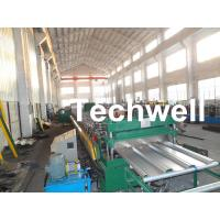 Quality Steel Structure Floor Deck Roll Forming Machine for Making Metal Structure Floor Decking Panel wholesale