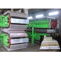 China High Pressure Auto Continuous Polyurethane Foam Sandwich Panel Production Line on sale