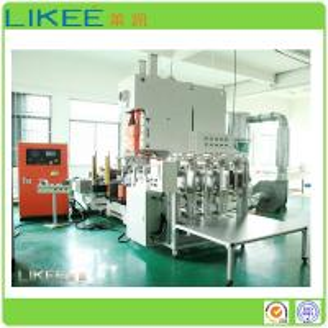 Quality Disposable Aluminium Foil Container Making Machine/ Producing Line LK-T45/T63/T110 wholesale
