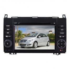 Quality BENZ B200 Car Navigation System , USB Built-in Bluetooth Navigation wholesale