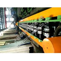 Quality Single Side Adjustable Door Frame Roll Forming Machine For 1.2 - 2.5mm Thickness wholesale