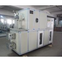 Quality Desiccant Rotor Dehumidifier with Air Conditioner , Aluminum Alloy Frame wholesale