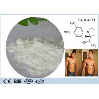China Bulking Phases SARMs Raw Powder LGD-4033 CAS1165910-22-4 Ligandrol For Body Fat on sale