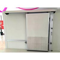 Quality Sliding Door Cold Storage Room , Commercial Kitchen Walk In Freezer Room wholesale