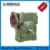 Quality Custom Helical Worm Gear Reducer , Flange Mounted Speed Reducer Gearbox wholesale