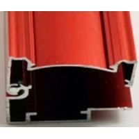 Quality Customized aluminum extrusion profiles , LED Profile With Cutting / Punching / Drilling wholesale
