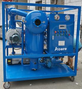 Cheap Transformer Oil Filtration Plant for sale