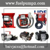 China Electric Diesel Fuel Transfer Pump on sale