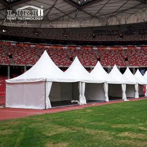 China Metal Gazebo Garden Pavilion for Sale / Large Outdoor Pavilion Tent on sale
