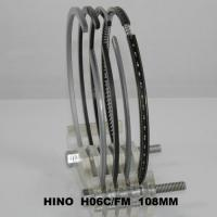Quality H06C Standard Cylinder Piston Rings Set for Ranger 4E 108 x 3 x 4.5 , 13019-1750A ( cyl ) wholesale