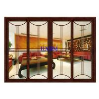 China Multi Color Exterior Sliding Doors , Sliding Screen Door For Residential Building on sale