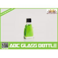 Quality 15ml Essential Balm Glass Bottles for medicated oil/Wholesale Blam Oil Clear Glass Bottle wholesale