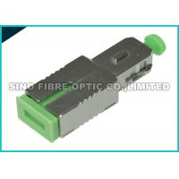 Quality Simplex Male to Female Fiber Optic Attenuator Kits 3dB 9 / 125um  SC Port wholesale