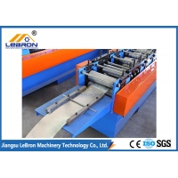 China 7.5KW Steel Window Door Frame Making Machine For 240mm Coil on sale