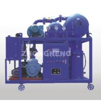 Quality Double-Stage Transformer Oil Purifier, Oil Recycling Machine wholesale