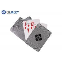 China Customized Printing RFID Smart Card Plastic Poker Card For Magic Performance on sale