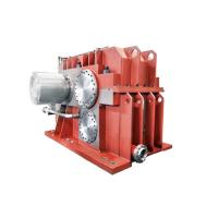 China Parallel Shaft Mounted Speed Reducer Gearbox / Cast Steel Standard 90 Degree Gearbox on sale