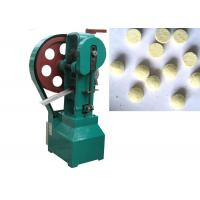 Quality Powder Single Punch Tablet Machine Special Shaped Small Size Corrosion Resistant wholesale