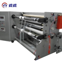 Quality 180m/Min PET Film Roll Slitter Rewinder wholesale