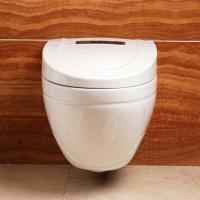 New design ceramic intelligent smart wall hung toilet