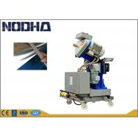 China NODHA Easily Operate Plate Edge Milling Machine 60mm Cutter Size on sale
