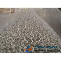 Quality 60-180 Model Knittted Wire Mesh With 0.20mm, 0.23mm, 0.25mm, 0.28mm Wire wholesale