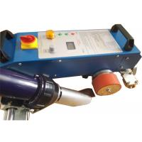 Buy cheap Small Size Hot Air Welding Machine Light Weight Convenient Operation 3400W from wholesalers