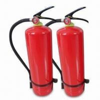 Quality 6kg ABC Fire Extinguisher with 5kV Voltage wholesale