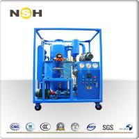 Cheap High Vacuum Transformer Oil Purifier Dehydration With Roots Fixing Type With Four Wheels for sale