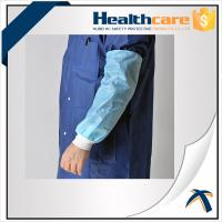 Quality HDPE Arm Length Waterproof Disposable Sleeve Covers For Food Processing / Hospital wholesale