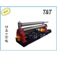 Quality MECHANICAL PLATE ROLLER-BENDING MACHINE wholesale