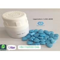 China 99 . 7% Purity LGD 4033 Ligandrol Pharmaceutical Grade CAS 1165910-22-4 on sale