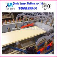 Cheap PVC Wall Panel and Ceiling Panel Production machine, PVC extrusion machine for sale