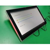 China Industrial OEM 10.1 Android Rooted Wall Mount Touch Panel PC with Adjustable LED lights on sale