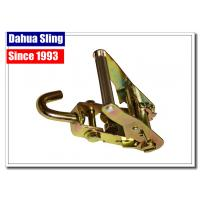 Quality Heavy Duty Long Ratchet Strap Handle With Swivel Hook For Small Ratchet Straps wholesale