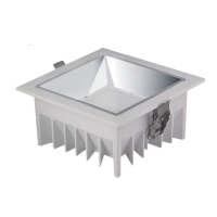 Quality 20W 1800lm Anti Glare Square Recessed Ceiling Lights wholesale